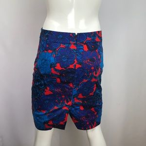 Ann Taylor Skirts - Ann Taylor Pencil Straight Floral Lined Skirt